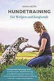 Hundetraining für Welpen und Junghunde: Welpenerziehung inkl. Stubenreinheit,...
