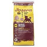 JOSERA Kids (1 x 15 kg) | Welpenfutter für mittlere und große Rassen | ohne Weizen |...